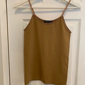 Atmosphere Tan Camisole